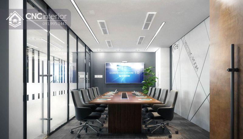 Nội thất CNC - Văn phòng Ntis