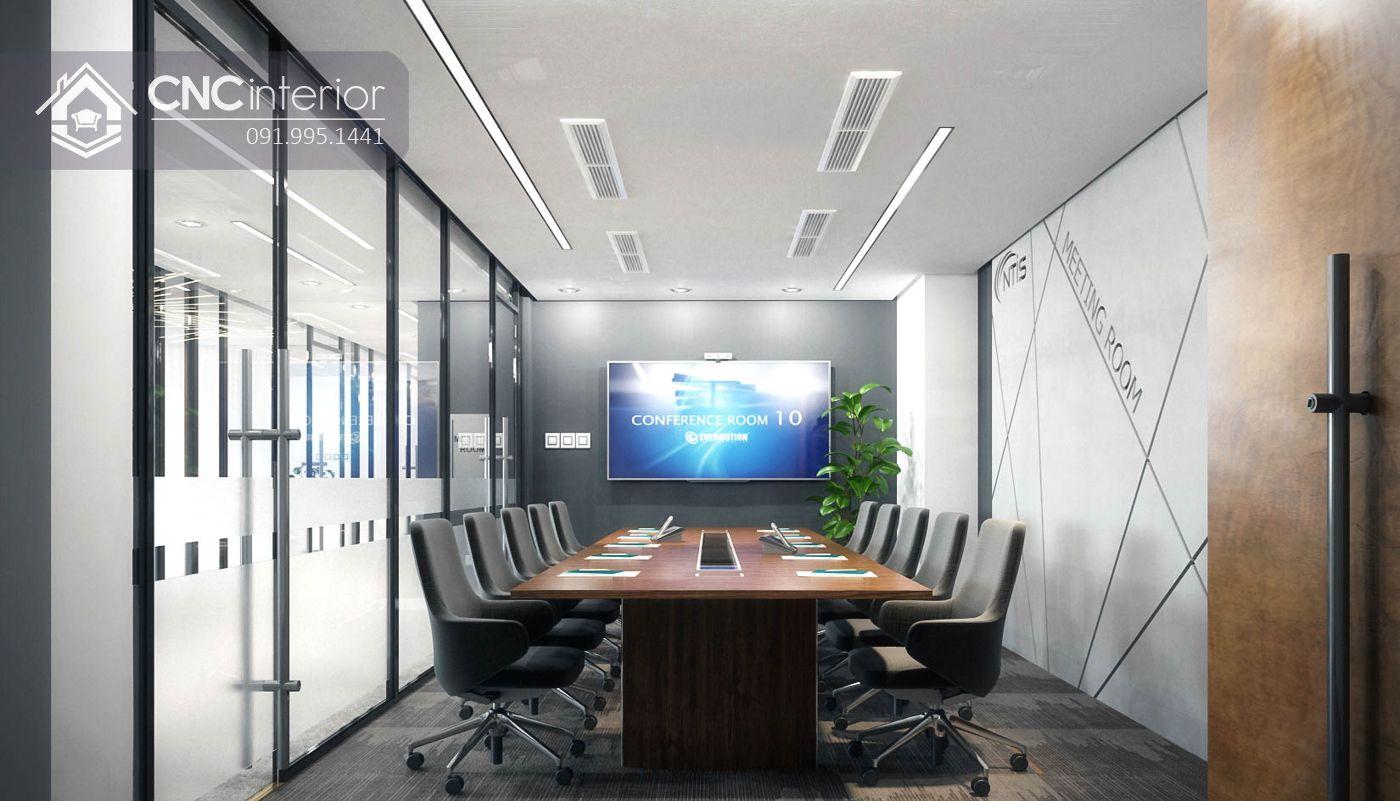 Văn phòng NTIS phong cách Modern