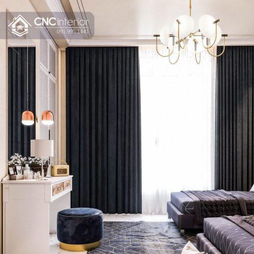 Nội thất CNC - Phòng ngủ đôi - Nhà phố anh Toàn - Long An