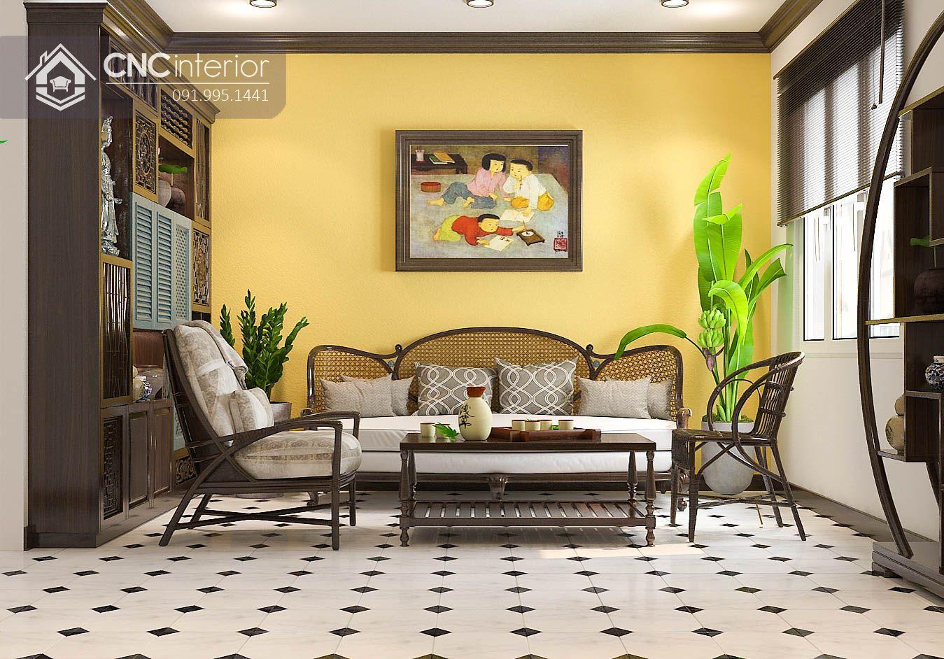 Nhà phố Rosita Garden Indochine anh Hoa