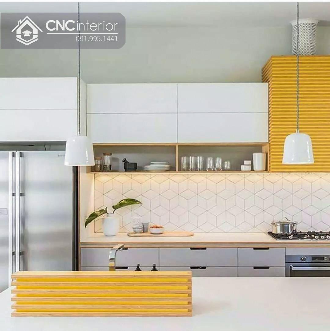 Tủ bếp đẹp CNC 51