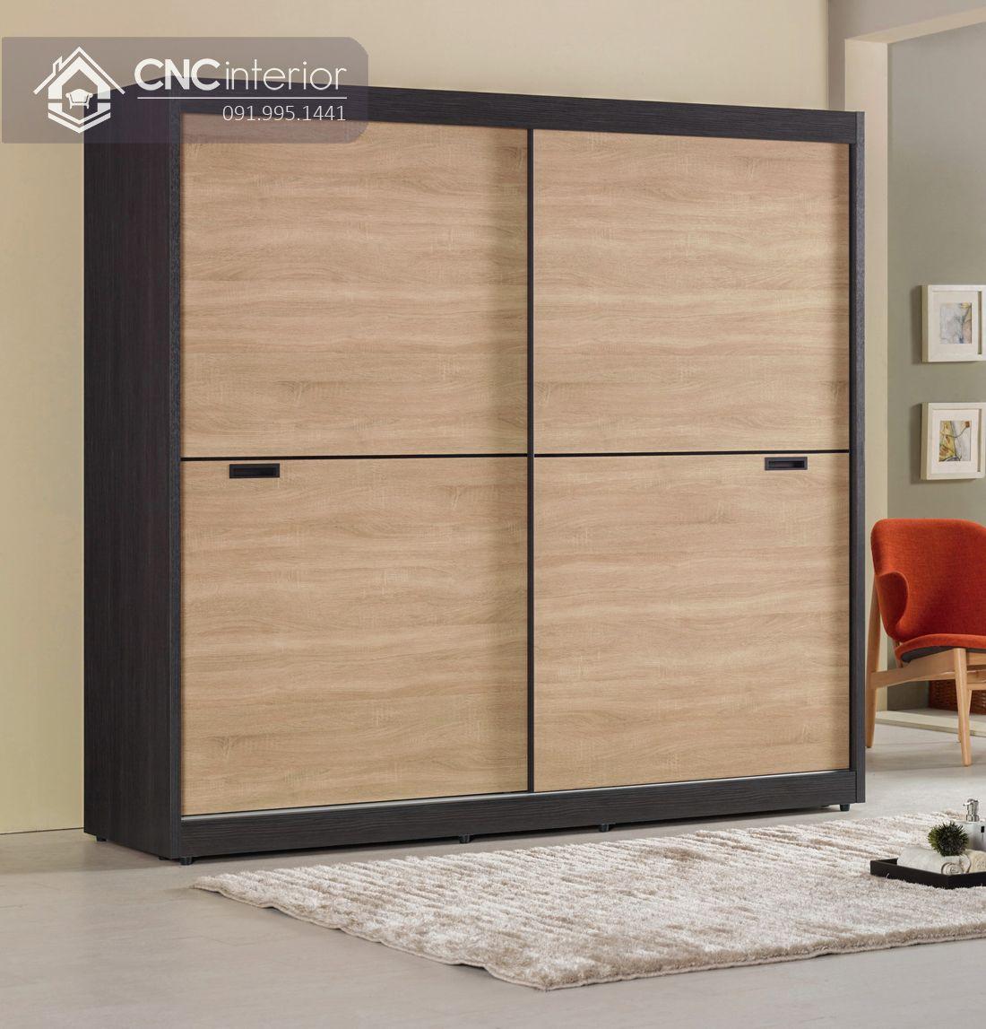 Tủ quần áo CNC 37