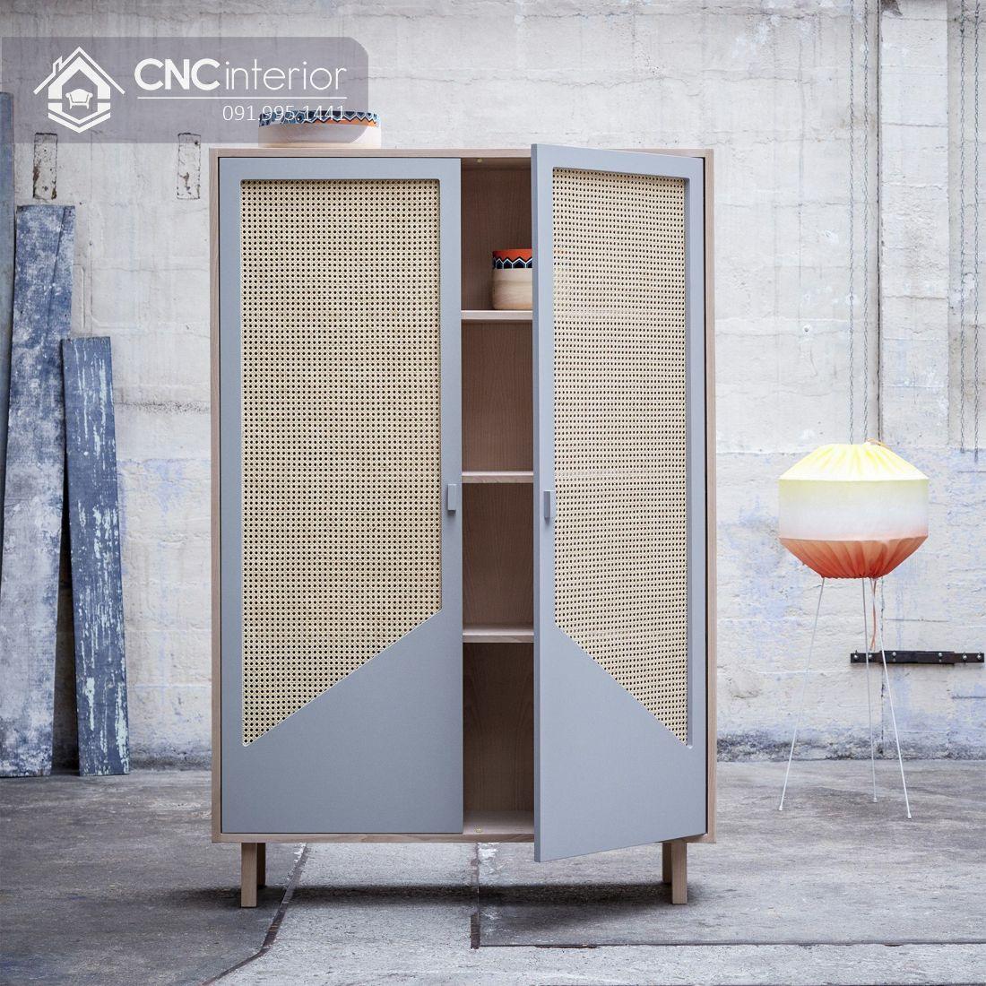 Tủ quần áo CNC 06