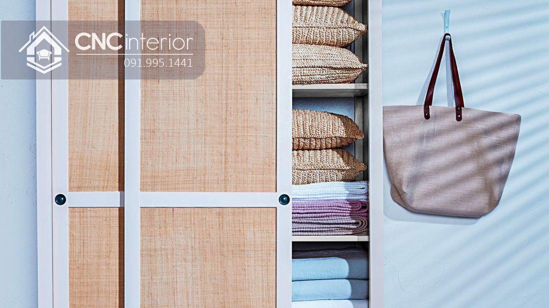 Tủ quần áo CNC 09-1