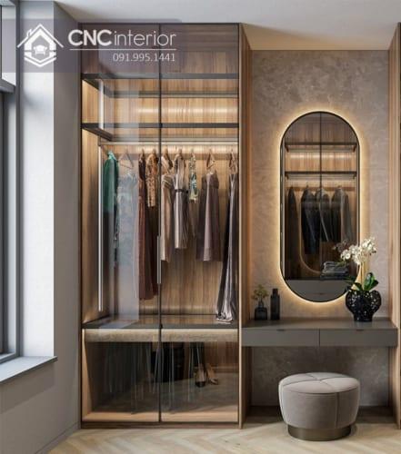 Tủ quần áo CNC 32
