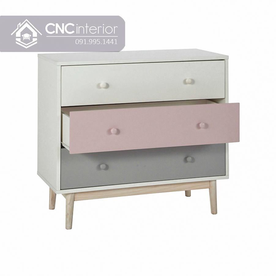 Tủ quần áo nhỏ gọn cho bé CNC 01 4