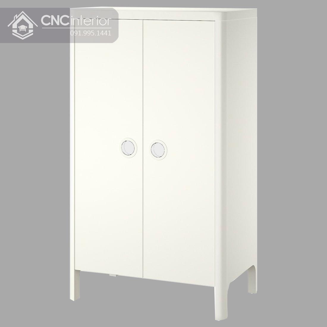 Tủ đựng quần áo đơn giản cho bé CNC 18 1