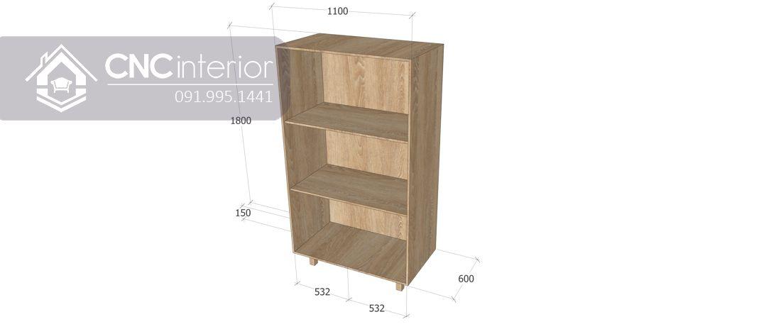Tủ quần áo CNC 06 - 5