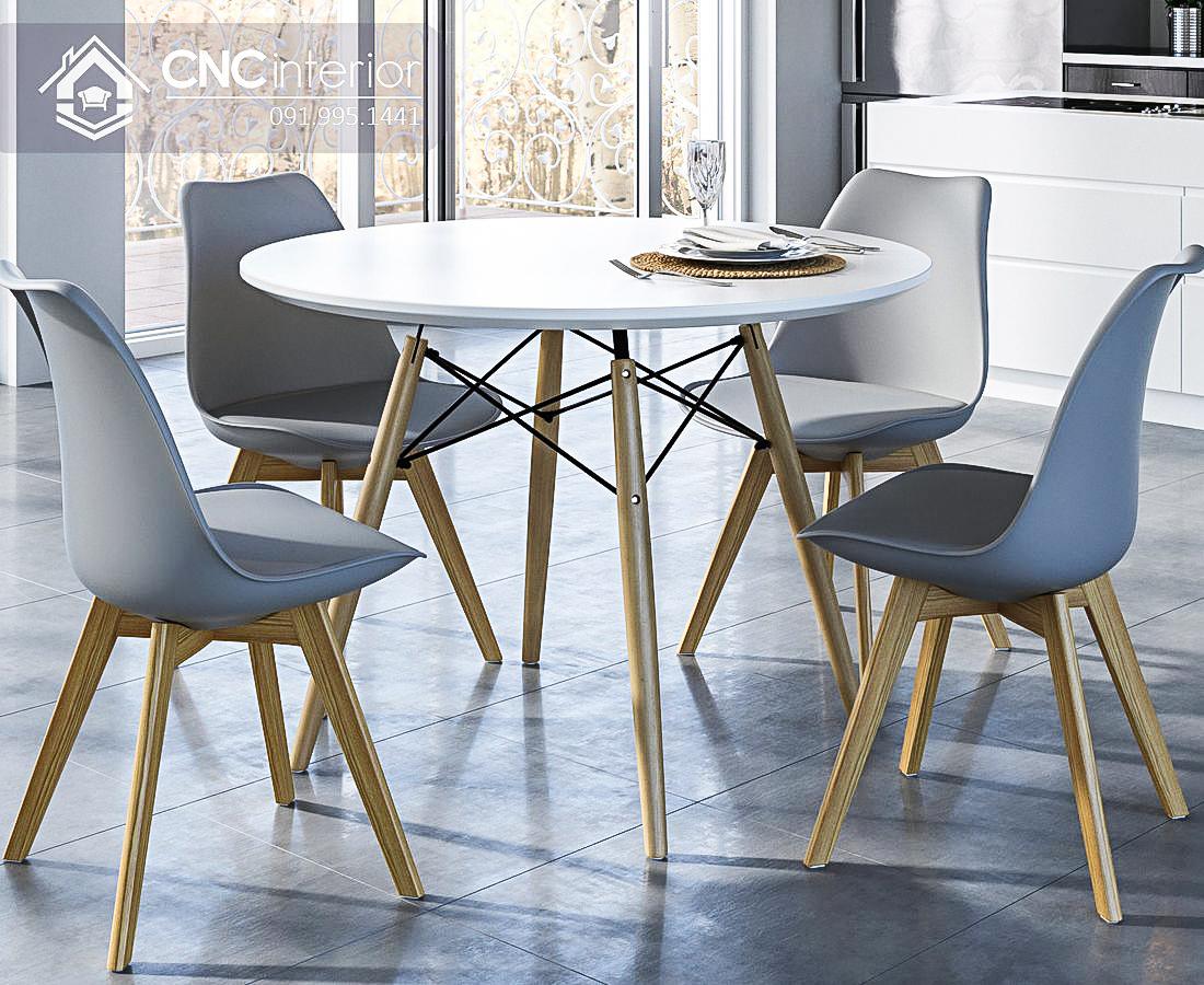 Bàn ghế cafe CNC 21