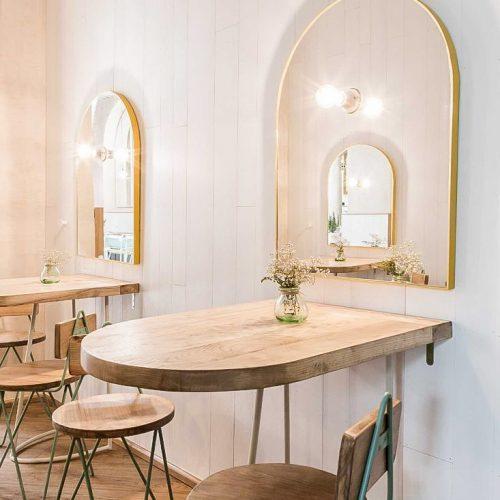Bàn ghế cafe CNC 24
