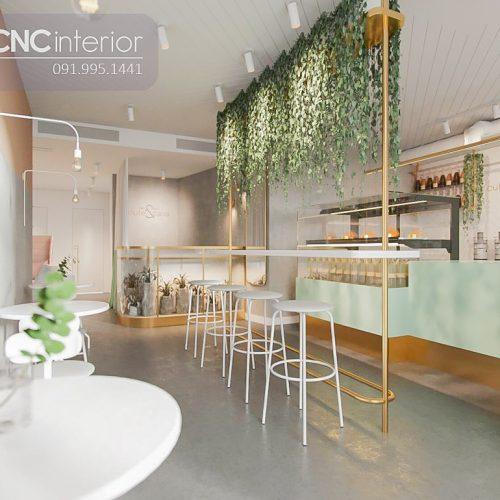 Bàn ghế cafe CNC 25