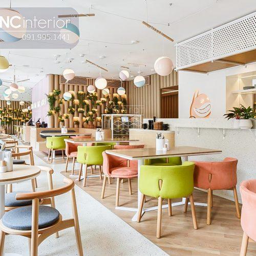 Bàn ghế cafe CNC 27