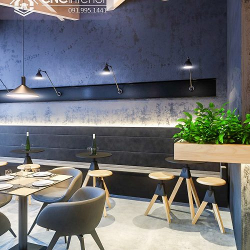 Bàn ghế cafe CNC 29