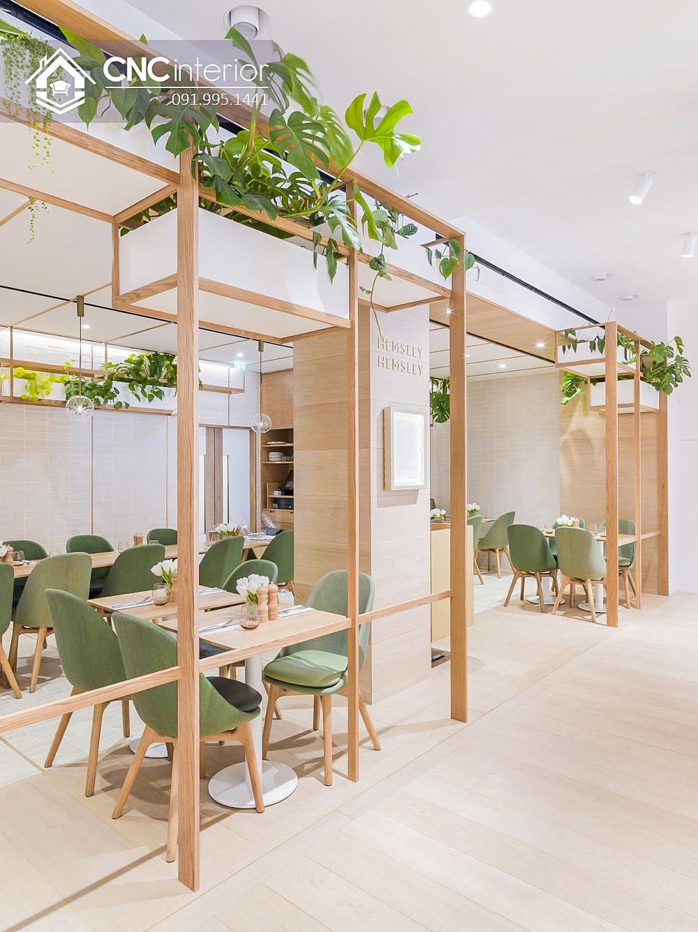 Bàn ghế cafe CNC 34