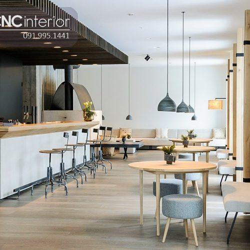 Bàn ghế cafe CNC 35