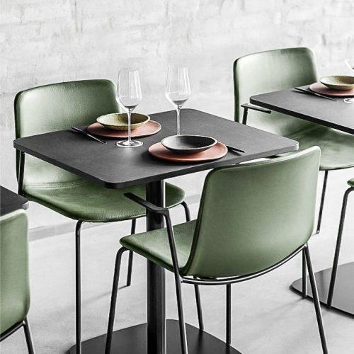 Bàn ghế cafe CNC 36