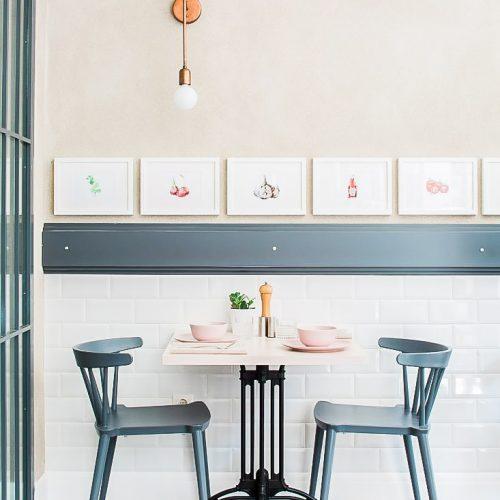 Bàn ghế cafe CNC 40