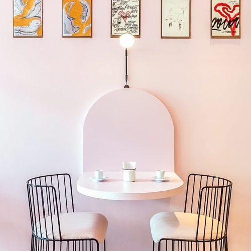 Bàn ghế cafe CNC 41