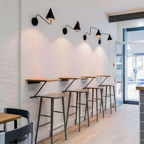 Bàn ghế cafe CNC 45