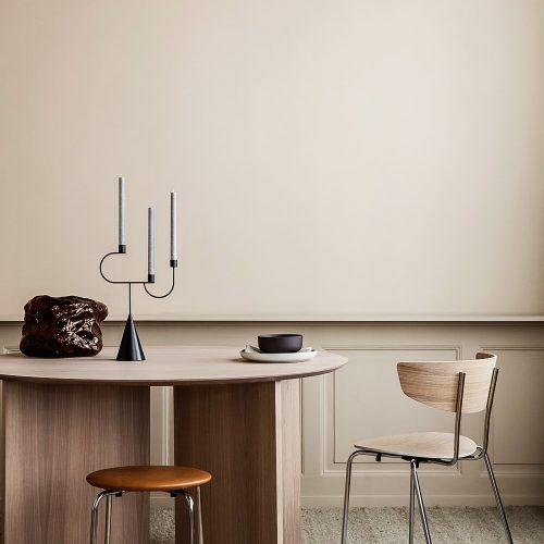 Bàn ghế cafe CNC 46