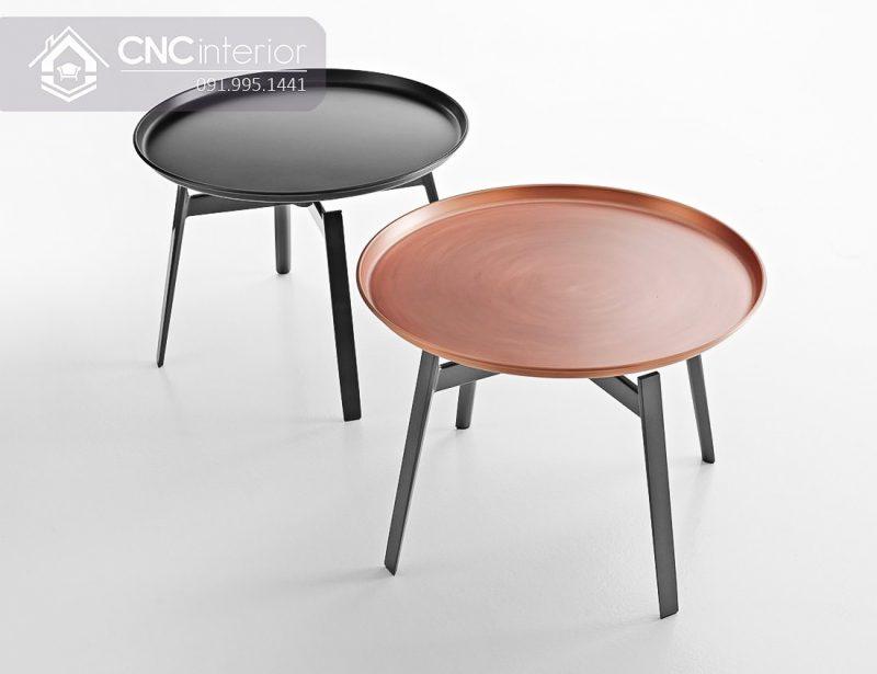 Bàn ghế cafe CNC 47