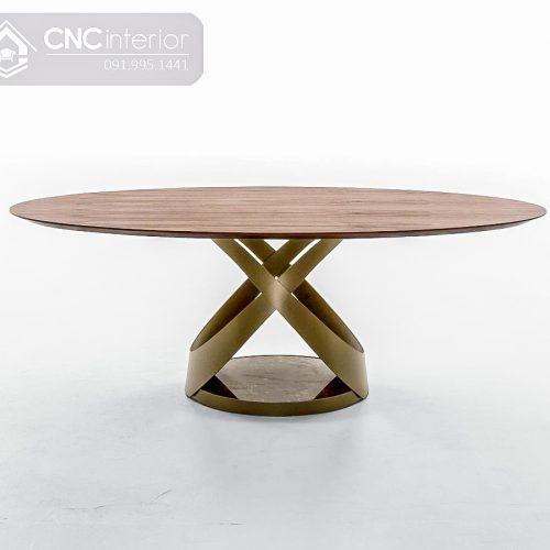 Bàn ghế cafe CNC 48