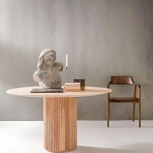 Bàn ghế cafe CNC 49