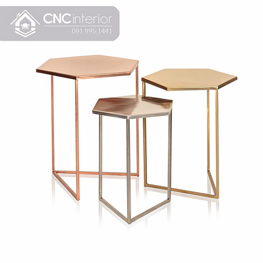 Bàn ghế cafe CNC 51