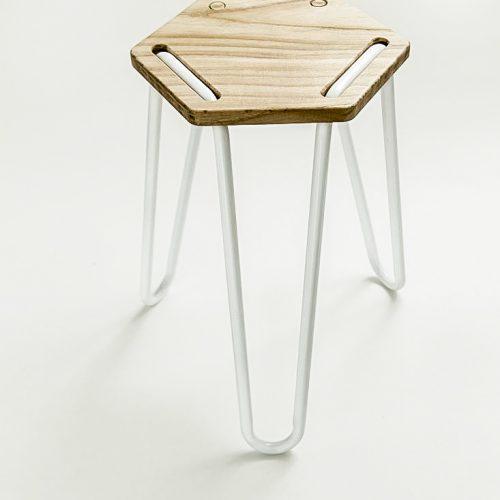 Bàn ghế cafe CNC 57