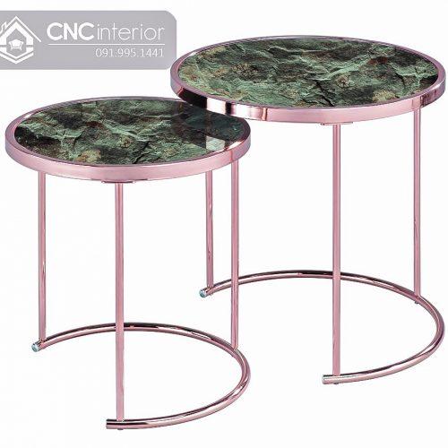 Bàn ghế cafe CNC 58