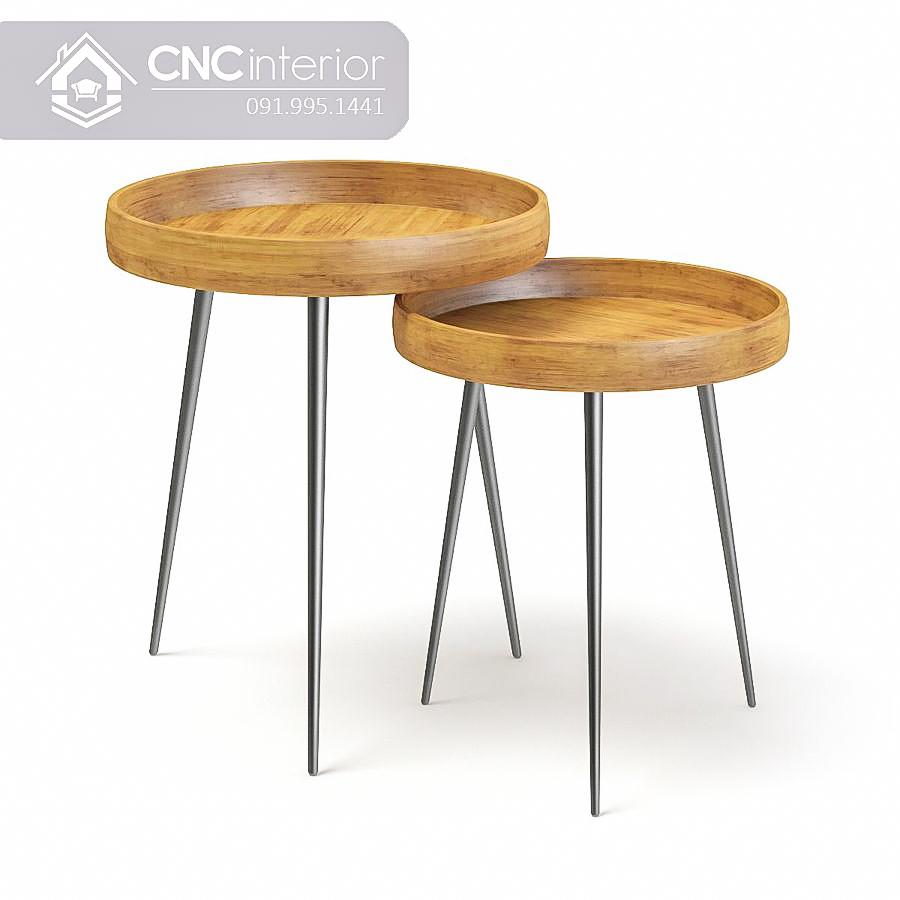 Bàn ghế cafe CNC 59