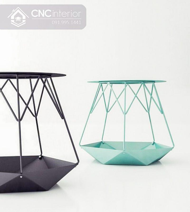 Bàn ghế cafe CNC 61