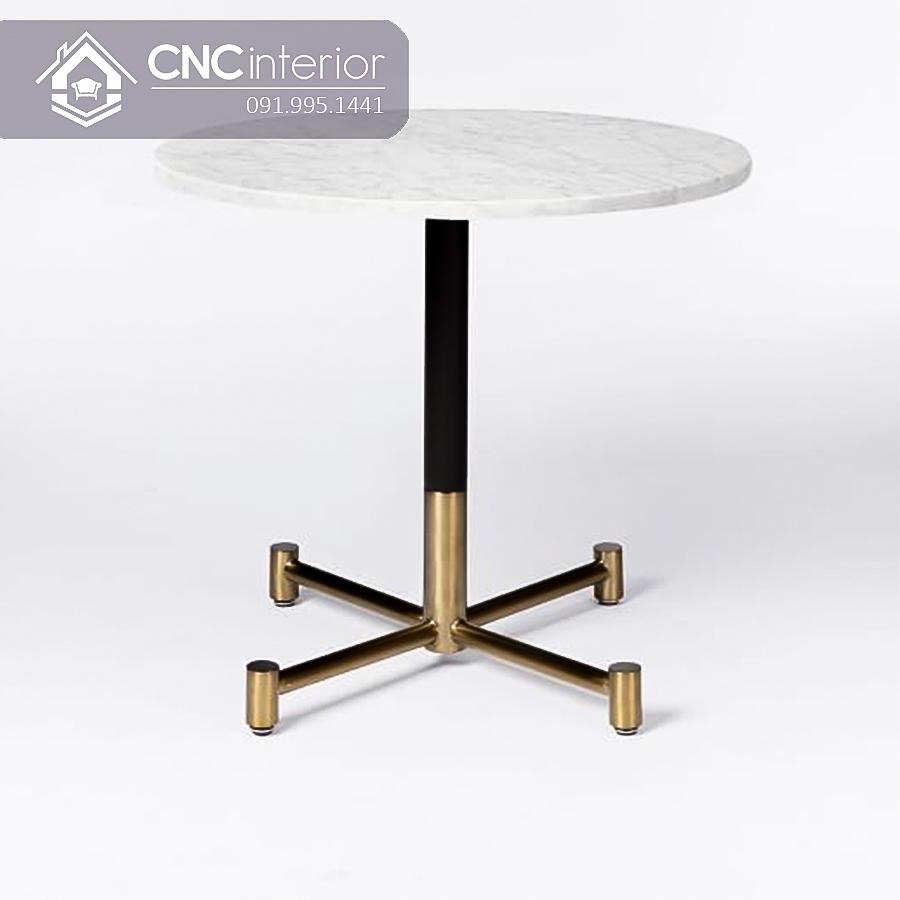 Bàn ghế cafe hiện đại CNC 65 2