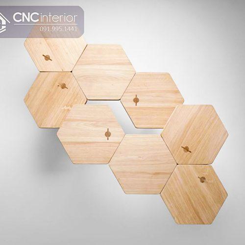 Bàn ghế cafe CNC 67