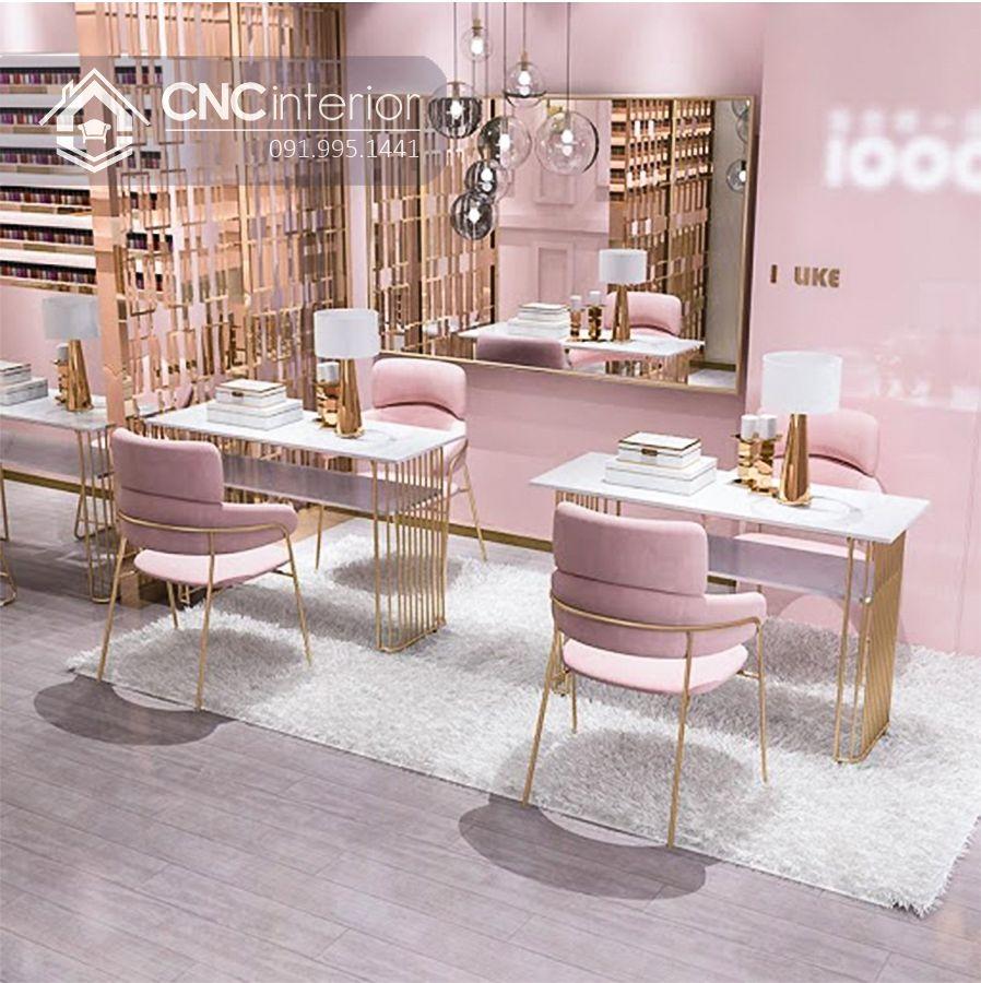 Bàn ghế nhà hàng cnc 36-1