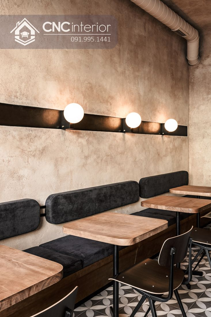 Bàn ghế nhà hàng cnc 24