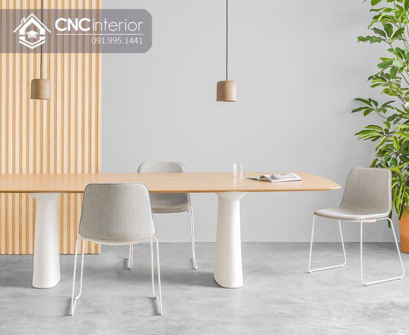 Bàn họp CNC 11