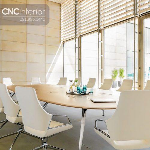 Bàn họp CNC 13