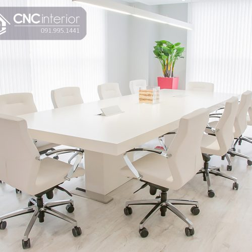 Bàn họp CNC 14
