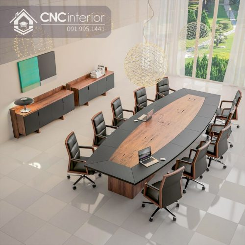 Bàn họp CNC 15