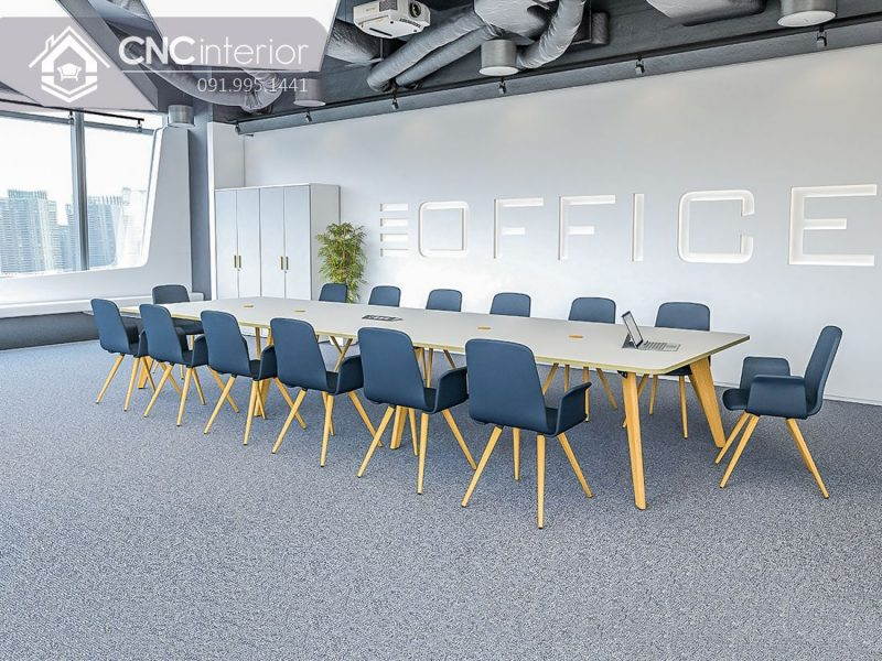 Bàn họp CNC 17