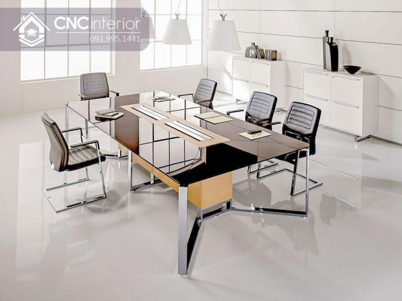 Bàn họp CNC 18