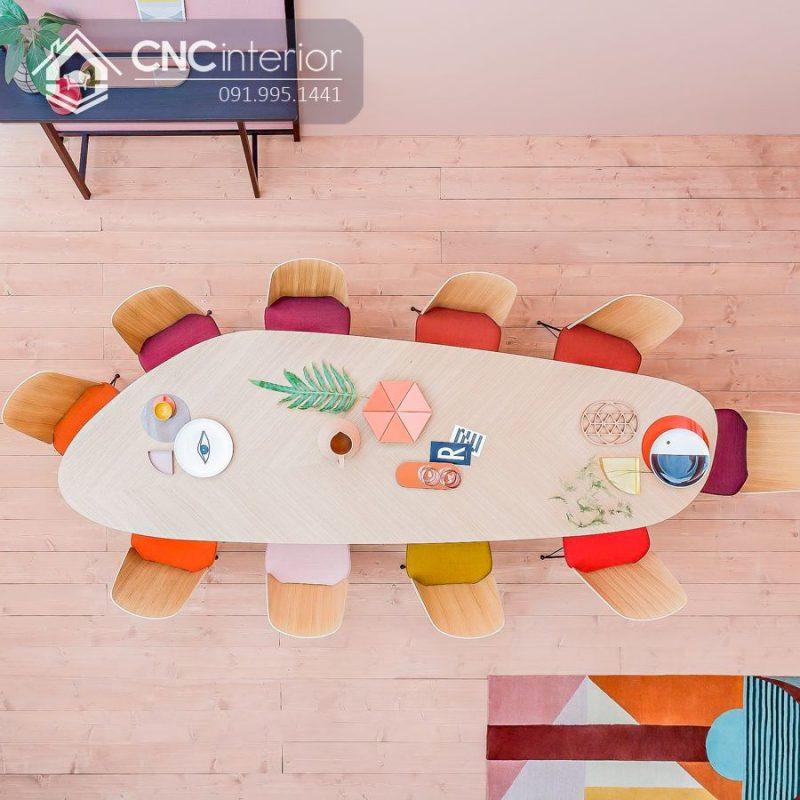 Bàn họp CNC 23