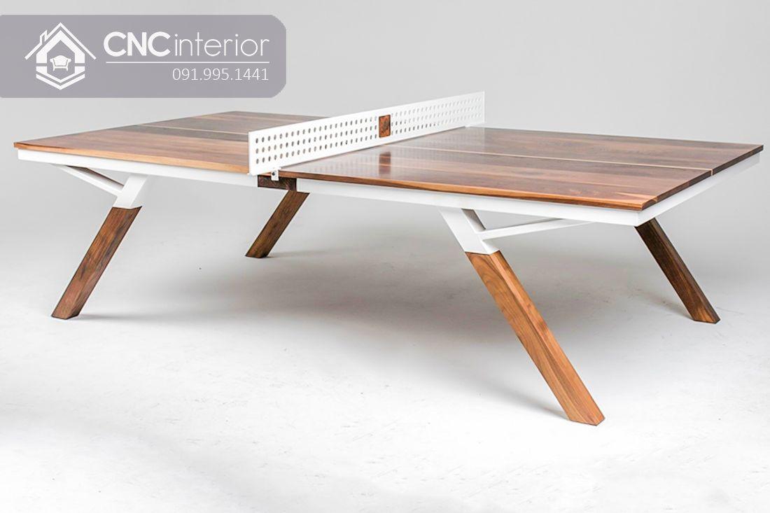 Bàn họp gỗ công nghiệp hiện đại CNC 24 3