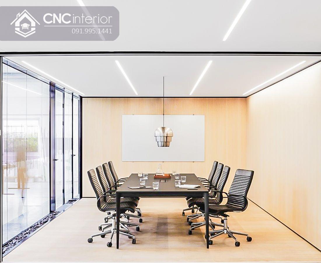 Bàn họp CNC 35