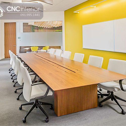 Bàn họp CNC 05