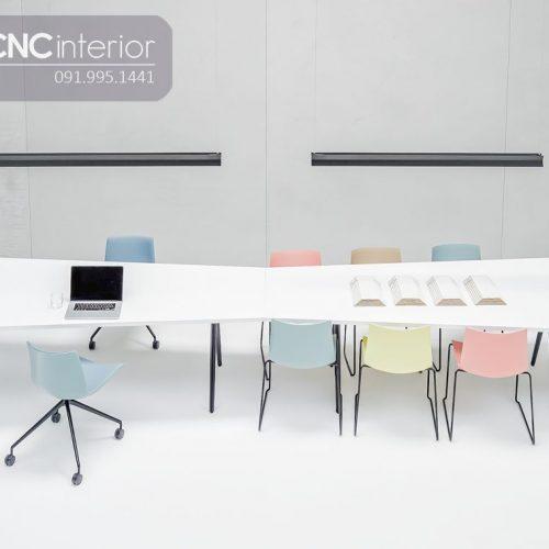 Bàn họp CNC 06