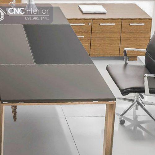 Bàn làm việc giám đốc CNC 11