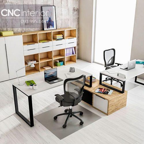 Bàn làm việc giám đốc CNC 28