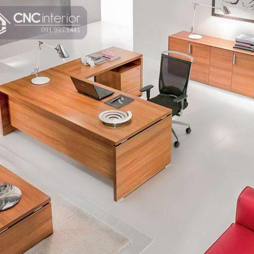 Bàn làm việc giám đốc CNC 31